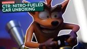 Crash Team Racing: Nitro-Fueled - Car Unboxing