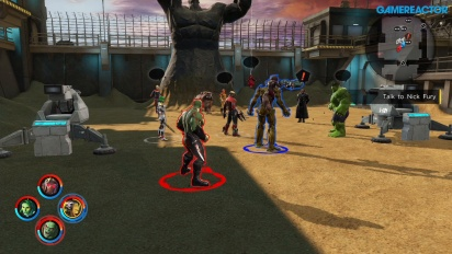Marvel Ultimate Alliance 3: The Black Order - Co-op Gameplay