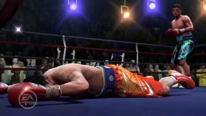 Fight Night Round 4 - Hatton vs Pacquiao Simulation