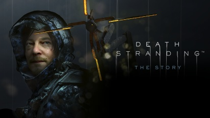 Death Stranding - The Story (Sponsored #3)