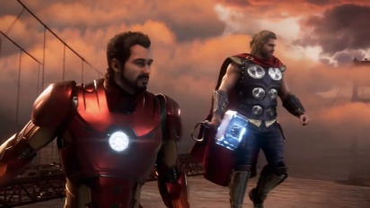 Marvel's Avengers - Game Overview Trailer
