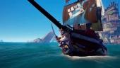 Sea of Thieves - Mutinous Fist Ship Set Reveal Trailer