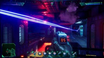 System Shock Remake - Alpha Demo Teaser Trailer