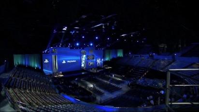 Playstation - E3 2013 Press Conference Live Stream and Live Cast Show Trailer