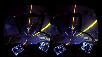 Eve Online  - VR Oculus Rift View Demo Trailer