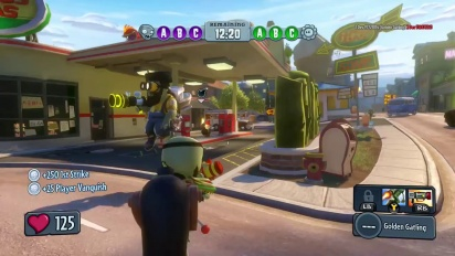 Plants vs Zombies: Garden Warfare - Garden Variety Pack - DLC Preview