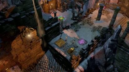 Lara Croft and the Temple of Osiris - Announcement Trailer