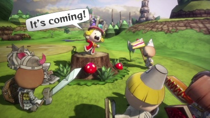 Happy Wars - Xbox One Trailer