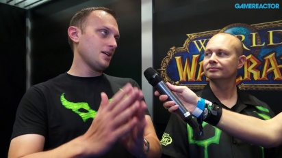 World of Warcraft: Legion - Announcement Interview