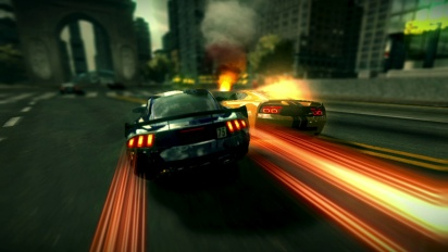 Ridge Racer Unbounded - Environment Trailer