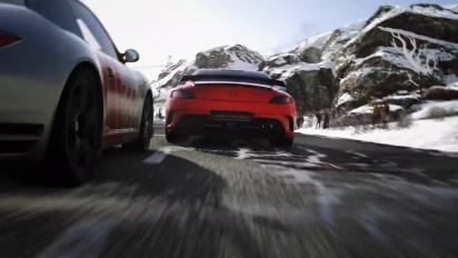 Driveclub VR - Announcement Trailer