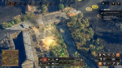 Sudden Strike 4 - Gameplay