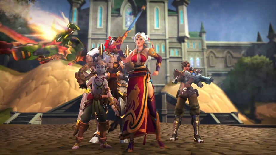 Paladins: Champions of the Realm Review - Gamereactor