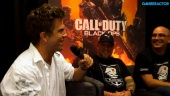 Call of Duty: Black Ops 4 PC - DreamHack interview