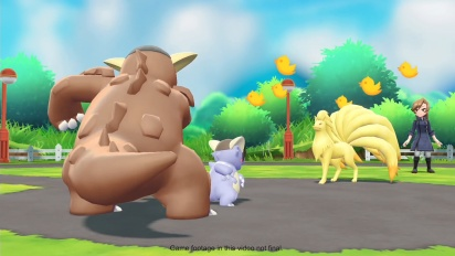 Pokémon: Let's Go Pikachu!/Let's Go Eevee! - Unleash the Power of Mega Kangaskhan and Mega Gyarados!