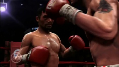 Fight Night Round 4 - Graphics Sizzle Trailer
