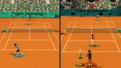 Grand Slam Tennis - Tennis Party MP Trailer