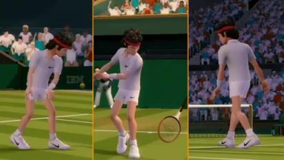 Grand Slam Tennis - John McEnroe Sizzle Trailer