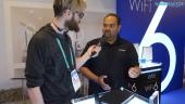 CES20 - Netgear Nighthawk Mesh Wi-Fi 6 Interview