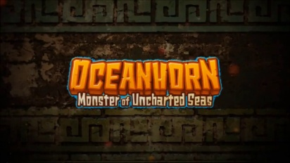 Oceanhorn: Monster of Uncharted Seas - Teaser Trailer