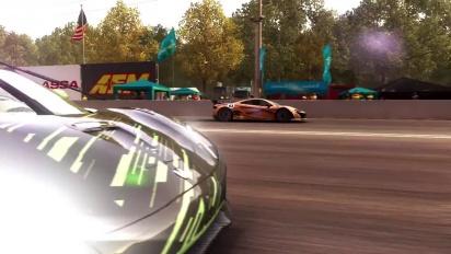 Grid: Autosport - Drag Pack Trailer