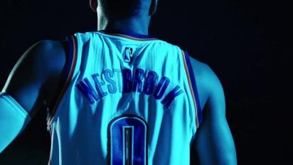 EA SPORTS NBA LIVE 16 - Cover Announcement Trailer