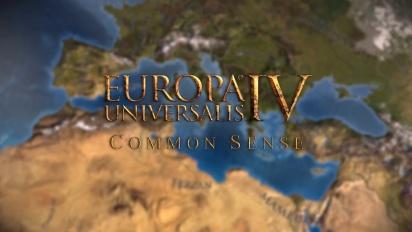 Europa Universalis IV: Common Sense - Release Trailer