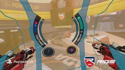 RIGS Mechanized Combat League - Summer 2016 Games Preview Trailer