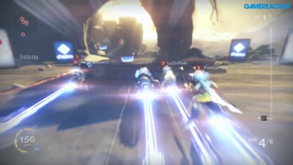 Destiny - Sparrow Racing on Shining Lands