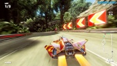 Fast RMX - Kenshu Jungle Nintendo Switch Gameplay