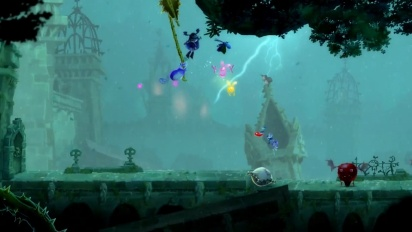 Rayman Legends: Definitive Edition - Halloween Trailer