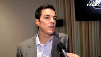 EA Sports Executive Vice President Andrew Wilson - Interview