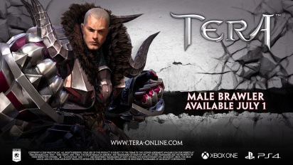 Tera - Male Brawlers Launch July 1