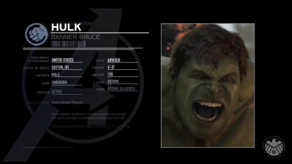 Marvel's Avengers - Character Profile: The Hulk