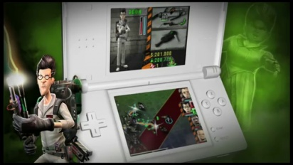Ghostbusters: The Video Game - Nintendo DS Trailer