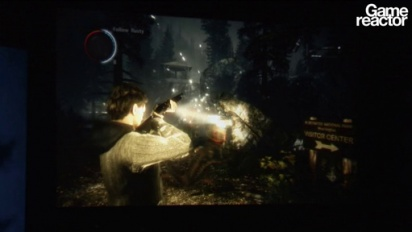 E309: Alan Wake - Gameplay presentation