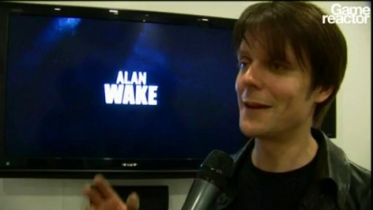E309: Alan Wake - Interview