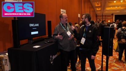 CES20 - Enclave Audio Interview