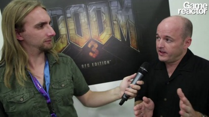 GC 12: Doom 3 BFG Edition - Interview