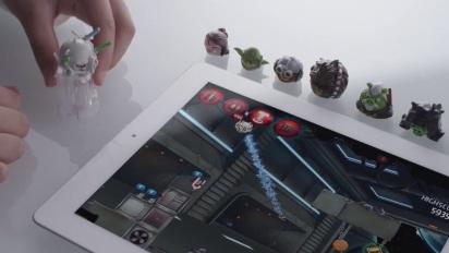 Angry Birds Star Wars II - Telepods Trailer