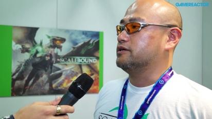 Scalebound - Hideki Kamiya Interview