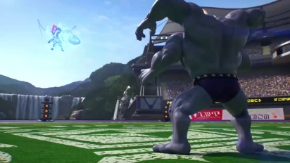 Pokkén Tournament - CGI Intro Video