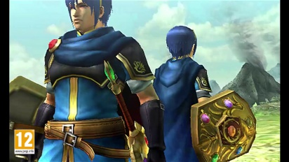Monster Hunter Generations - Marth Armour Set Trailer