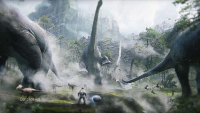 Back to Dinosaur Island - VR Demo