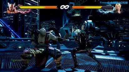 Tekken 7 - Story Mode Chapter 2 Gameplay