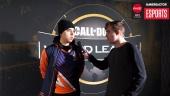 CWL Atlanta - Aqua Interview