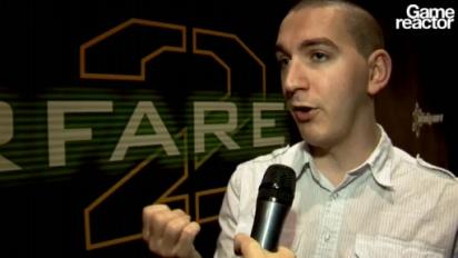 Call of Duty: E309: Modern Warfare 2 interview