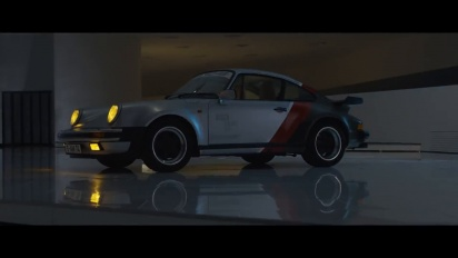 Cyberpunk 2077 x The 911 Turbo