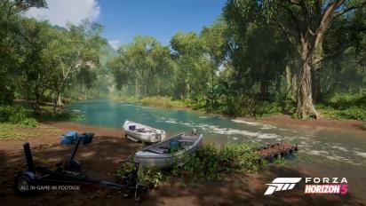 Forza Horizon 5 - Nature Sounds of Forza Horizon Mexico