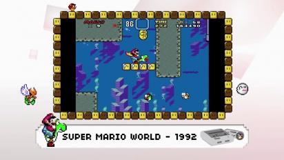 Wii U - Virtual Console Trailer